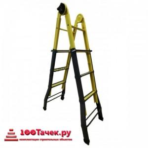 Многофункциональная лестница МУРОМЕЦ 4 ступени