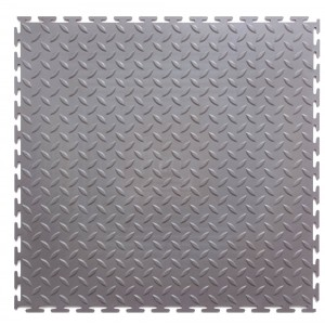 Напольное покрытие ПВХ Sold Grain 500x500x3мм