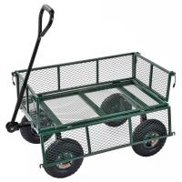 Тележка грузовая Garden Cart (Колесо 4,1/3,5-4)